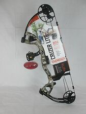 Bear Archery Cruzer Lite Compound Bow Package Xtra camo Right hand