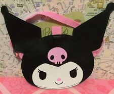 A Very Cute Sanrio 2005,2006 Kuromi Coinpurse Snap Bag Small