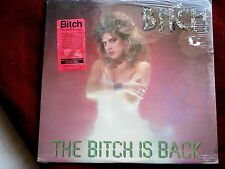 BITCH~THE BITCH IS BACK~SEALED~ STORE STOCK~ENIGMA~RARE ~ ROCK  LP