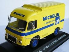 SAVIEM SG2 LORRY MICHELIN TYRES 1/43RD SIZE MODEL COMPETITION VERSION R0154X{:}