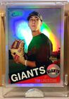 2007 ETOPPS IN HAND TIM LINCECUM SAN FRANCISCO GIANTS ROOKIE CARD 534/799