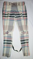 Vivienne Westwood Fall 1995 Gold Label men's wool bondage trousers pants vintage