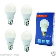 4PK LED Bulb E27 Leuchtmittel 5 W 450lm 4200K Leuchte Lampe Glühbirne Naturweiß