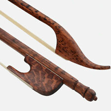 BAROQUE CELLO BOW, SUPERIOUR SNAKEWOOD, HAND MADE, GREAT BALANCE, UK SELLER!