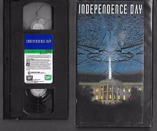 [o_o] VHS - INDEPENDENCE DAY - 1996 - DISCOUNTS WHEN YOU BUY MORE TAPES!