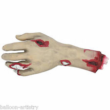 Halloween Horror Party Plastic Life Size Zombie Hand Body Party Prop Decoration