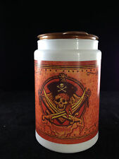 Disney Parks Pirates of the Caribbean 12 oz. Plastic Insulated Mug Cup