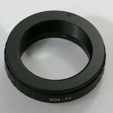 Leica L39 M39 Mount Lens to Fujifilm X Mount FX Fuji X-Pro1 Xpro1 Camera Adapter