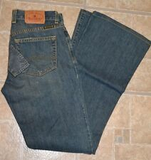 Lucky Brand Jeans Sweet N' Low F distressed patches 0/25 patchwork flare 0 USA