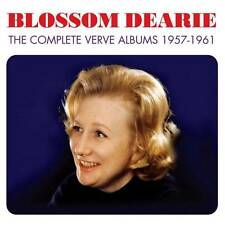 BLOSSOM DEARIE - THE COMPLETE VERVE ALBUMS COLLECTION 1957-1961 (NEW SEALED 3CD)