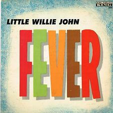 LITTLE WILLIE JOHN fever U.S. KING LP-564_original king records rarity