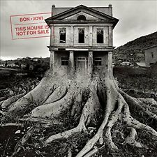 BON JOVI THIS HOUSE IS NOT FOR SALE CD - PRE RELEASE 4TH NOVEMBER 2016