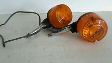 Vintage Motorcycle Turn Signal Housings  #018