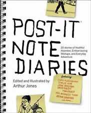 POST-IT NOTE DIARIES by Arthur Jones : WH2-R6B : PBL978 : NEW BOOK
