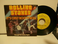 "the rolling stones""it's only rock'n'roll""single7""or.ger.rol:rs19114 de 1974"