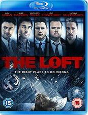 The Loft NEW BLU-RAY (SIG340)