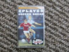 AMSTRAD COMPUTER CPC464 GAME 2 PLAYER SOCCER SQUAD