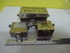LOT CIRCULATOR ?? MODULES FREQUENCY RF MICROWAVE AS IS BIN#W5-A-21