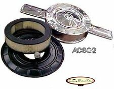 66 67 NOVA CHEVY II L79 CHROME AIR CLEANER ASSEMBLY
