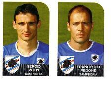 Panini Calciatori 2002/03 n. 567 SAMPDORIA VOLPI PEDONE DA BUSTINA!!