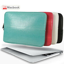 "Hot Snake Sleeve Case Bag Notebook For Macbook Mac Air/Pro/ Retina13""  Black"