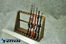 1/6 ZY TOYS Weapon Rifle Display Stand Shelf For 12'' action figure No Weapon