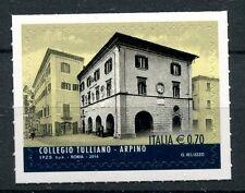 Italia 2014 Collegio Tulliano di Arpino MNH