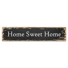 SP0922 Home Sweet Home Tin Sign Deco