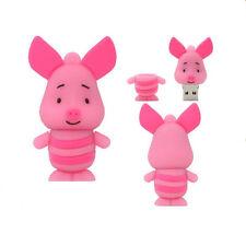 Free shipping piglet pen-drive Minnie 8GB USB flash drive cute model memory