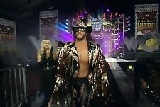 wwe macho man randy savage wrestling ring worn used jacket