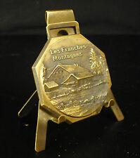 Médaille les Franches-Montagnes Jura en Suisse Saignelégier 51 g 45 mm Medal