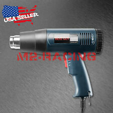 Heat Gun 1800W Heavy Duty Professional Adjustable Temperature with LCD Display