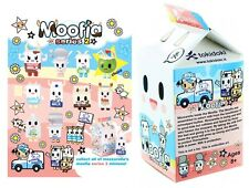 Tokidoki Moofia Series 2 Milk Carton Blind Box Collectibles Action Figures Gift