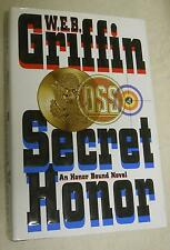 Secret Honor   by W.E.B. Griffin (2000, Hardcover, Standard Size)