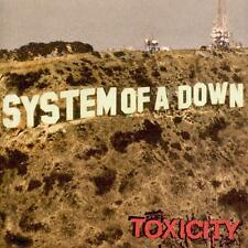 System Of A Down ‎– Toxicity  - CD Album