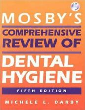 Mosby's Comprehensive Review of Dental Hygiene (5th Edition)