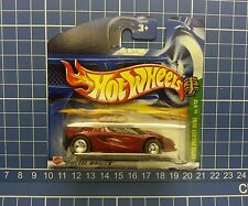 2002 Hot Wheels Super Rare T Hunt Lotus Project M250 Real Riders Short Card Rare