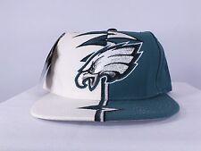 VINTAGE PHILADELPHIA EAGLES SHOCK WAVE 90'S HAT CAP ADHESIVE STRAP NFL H-49