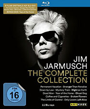 Jim Jarmusch Collection NEW Arthouse Blu-Ray 12-Disc Set Johnny Depp Tom Waits