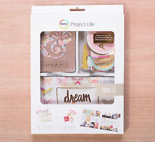 Becky Higgins Project Life NOTES & THINGS VALUE KIT (130) PCS scrapbooking