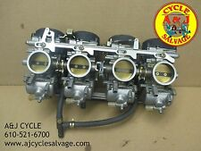 1995-1997 Kawasaki ZX-6r, ZX-600F Carburetor, carbs, gas and fuel carburetors,