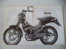 advertising Pubblicità 1990 ATALA MASTER TRE LD 50