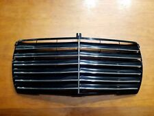 For Mercedes Benz E Class W123 Inner Black Grille No Chrome Frame 1977-1985 New