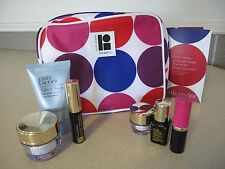 Estee Lauder Lisa Perry Cosmetic bag Lipstick Tiger Eye #86 mascara cream GWP