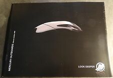 2008? 2009? MERCURY OUTBOARDS FULL LINE SALES BROCHURE NEW 36 PAGE READ (744)