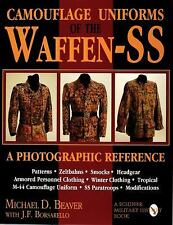 Camouflage Uniforms of the Waffen-SS : A Photographic Reference by J. F....