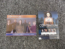 2014 Spring Non Sports Philly Card Show Continuum Seasons 1 & 2 Promo P2