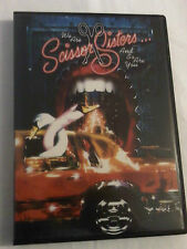 We Are Scissor Sisters And So Are You Concert DVD With Double Sided Poster.