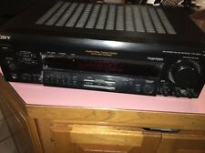 Sony STR DE315 3.1 Channel 175 Watt Audio Video Theater Surround Stereo Receiver