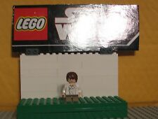 "STAR WARS LEGO LOT  MINIFIGURE--MINIFIG  "" YOUNG HAN SOLO ----EXCLUSIVE  """